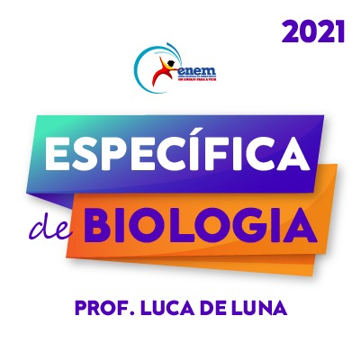 Específica em Biologia com Luca de Luna