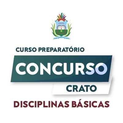 Prefeitura do Crato - Disciplinas Básicas