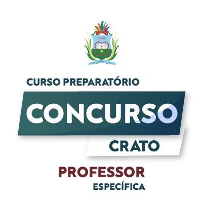 Prefeitura do Crato - Específica Professor