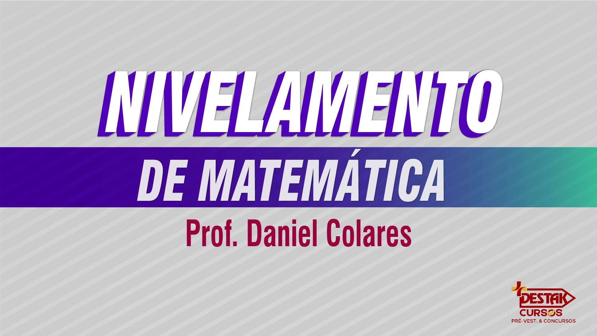 Nivelamento Matemática